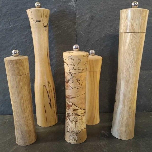 Coutellerie d'art en bois