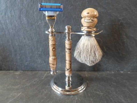 Set barbier - olivier